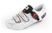 Sidi Genius 5 Fit Schuhe white/white
